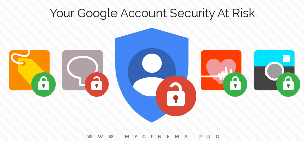 Your Google Account Security at Risk