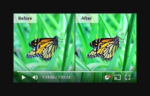 Detalization Filter