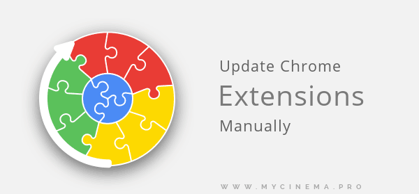 How to Update Chrome Extensions Manually