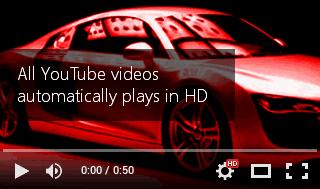Auto HD/UHD