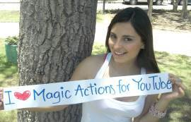 Magic Actions for YouTube™ | MYCINEMA