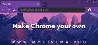 Make Chrome Your Own